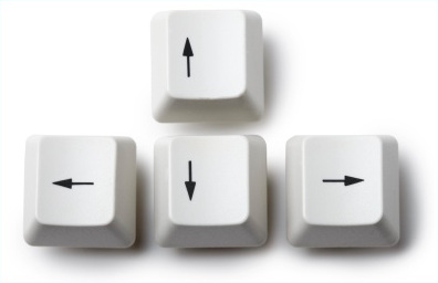 Arrow Key Navigation